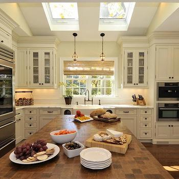 Merveilleux Kitchen Skylights