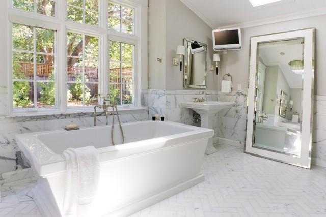 Kohler Kallista Tub - Transitional - bathroom - Ambiance Interiors