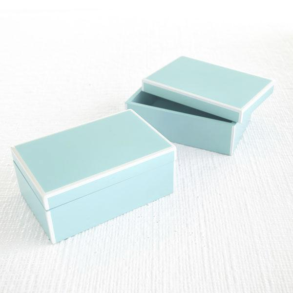 Sleek Lidded Boxes - Small - Storage - Wisteria link on pinterest view full size  sc 1 st  Decorpad & Sleek Lidded Boxes - Small - Storage - Wisteria