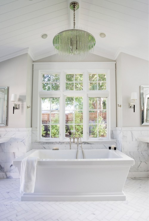 Kohler Kallista Tub - Transitional - bathroom - Ambiance Interiors