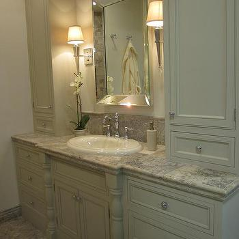 Captivating Beveled Mirror  Traditional