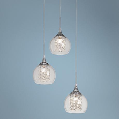 light design pendant possini pin sphere glass style euro lighting chandelier