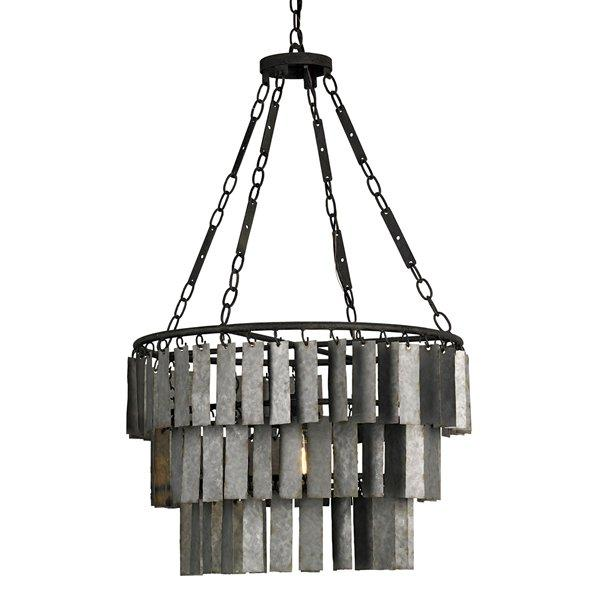 Currey u0026 Company 9822 Moorland Chandelier - Lighting Universe view full size