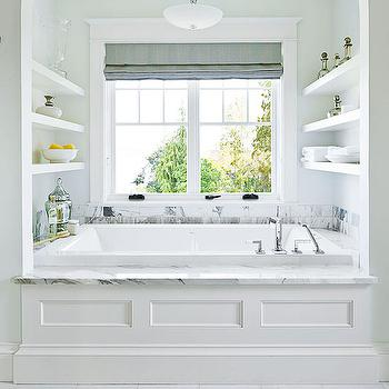 Bathtub Alcove
