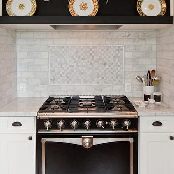 La Cornue Chateau Transitional Kitchen O Brien Harris