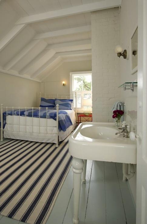 Attic Guest Room Cottage Bedroom Schranghamer Design