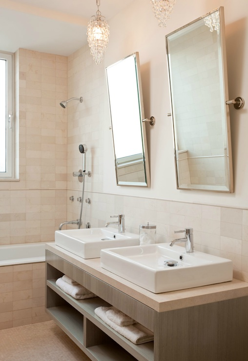 Bathroom Mirror Pivot rectangular bathroom mirrors design ideas