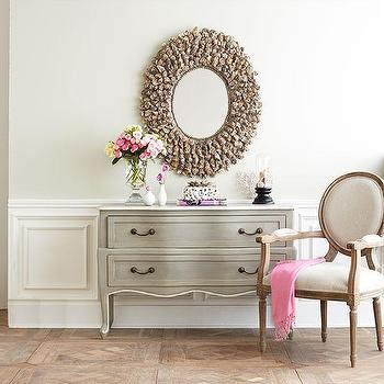 Dual Drawer Dresser, Chests, Wisteria