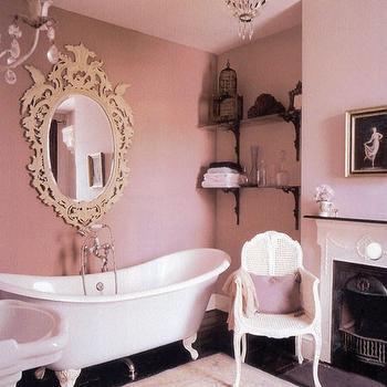Bathroom Decor Ideas Pink gray and pink bathroom design ideas