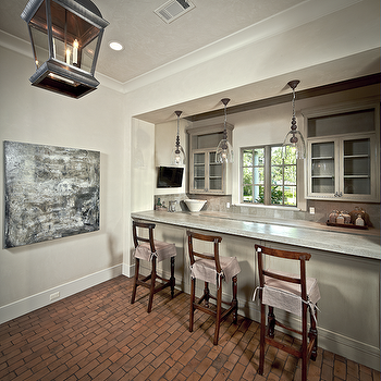 interior brick floor interior design inspiration photos by the owen group