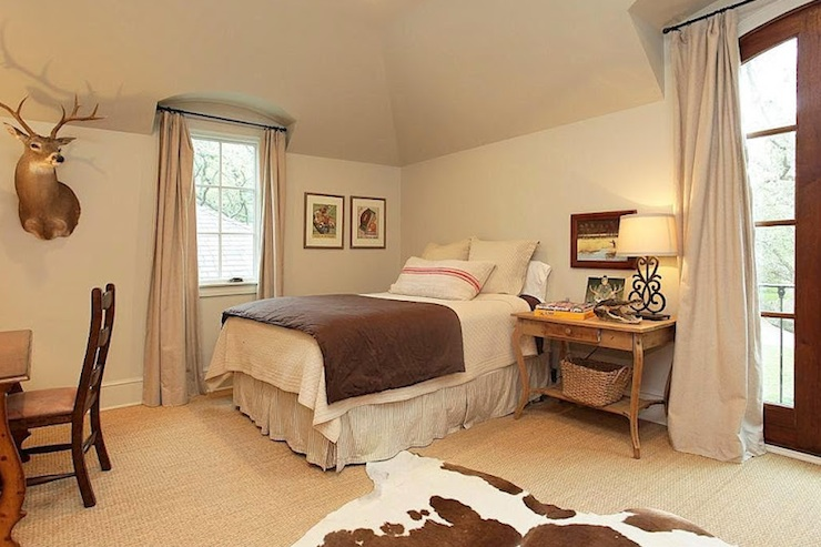 Country Cabin Boy S Room Country Boy S Room Cote De