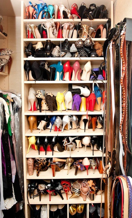 Closet Collection: Transitional