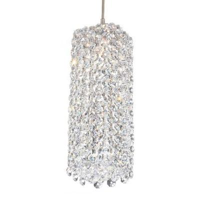 Refrax Clear Monorail Pendant, Large by Edge Lighting for $359.2