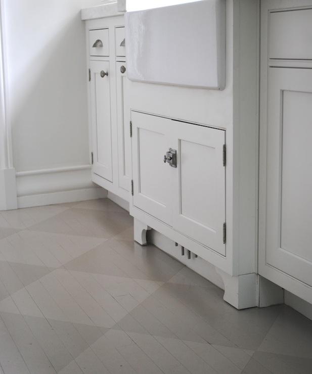 Checkered Kitchen Floor: Checkered Floor
