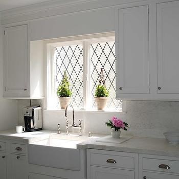 Leaded Windows, Cottage, kitchen, Loi Thai