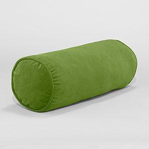 Fern Velvet Bolster Throw Pillow, Pillows and Throws  Home Decor, World Market