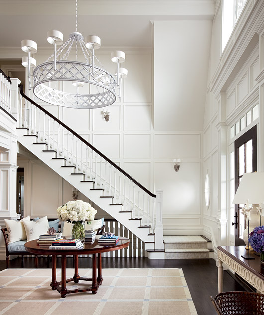 Two Story Foyer Design Ideas : Two story foyer design ideas