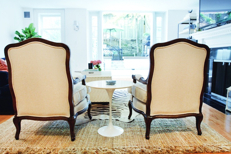 Charming Bergere Chairs View Full Size