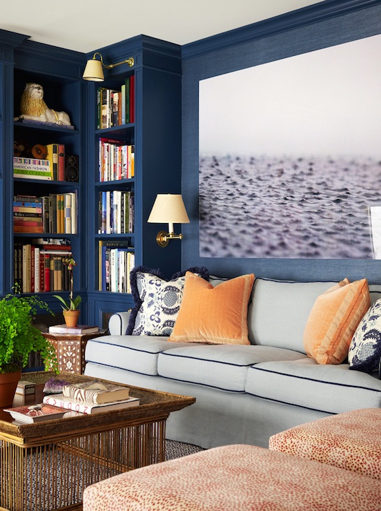 Blue Bookcase light blue bookcase design ideas