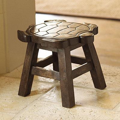Turtle Stool Turtle Footstool Turtle Stepstool