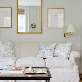 Mirror Above Sofa Design Ideas