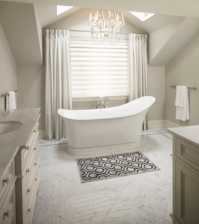 Bathroom Skylights, Transitional, bathroom, Khachi Design Group