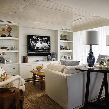 built in cabinets - Built In Entertainment Center Design Ideas