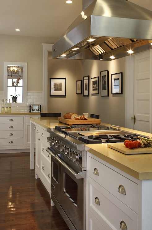 Transitional, Kitchen
