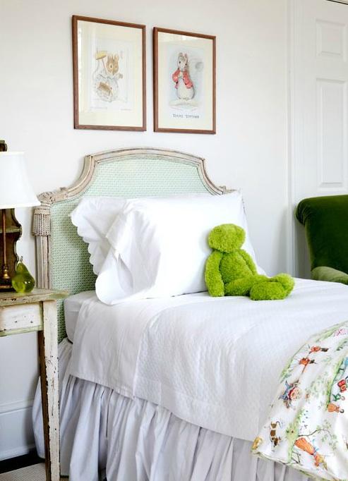 Sage Green Bedroom Design Ideas