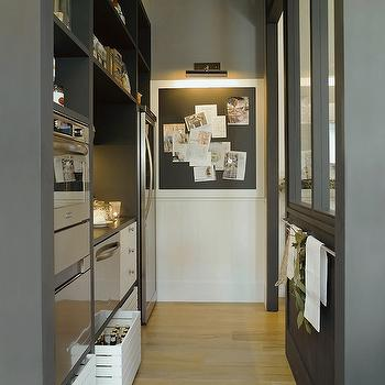 Kitchen Pantry, Contemporary, kitchen, El Mueble
