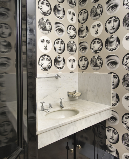 Fornasetti Plate Design Ideas