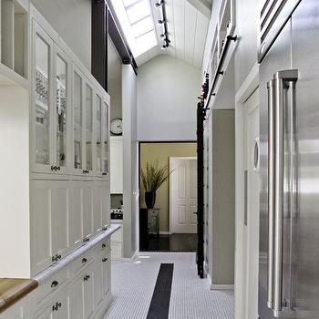 Kitchen Skylight, Cottage, kitchen, Tim Barber