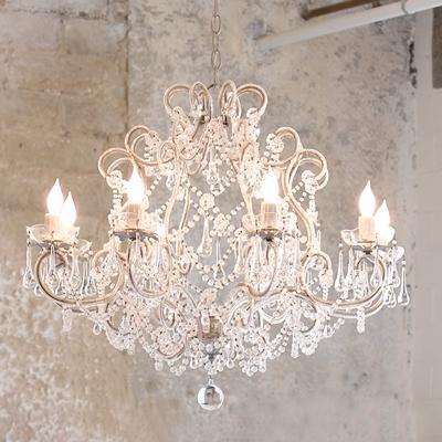 shabby chic lighting. rachel ashwell shabby chic couture lily juliana chandelier lighting s