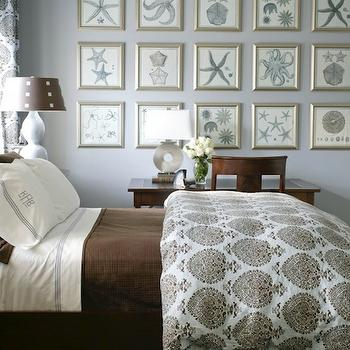 Brown And Gray Bedrooms