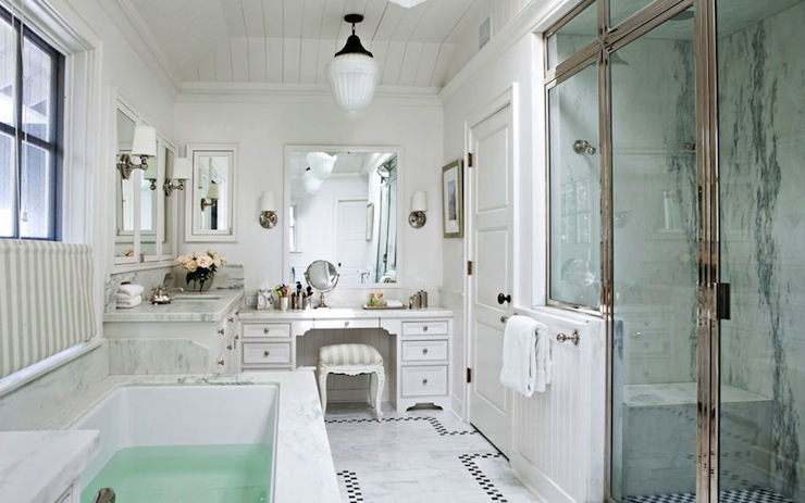Spa Like Bathroom - Traditional - bathroom - Tim Barber