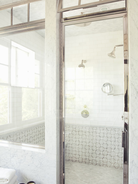 Rain Shower Head Design Ideas