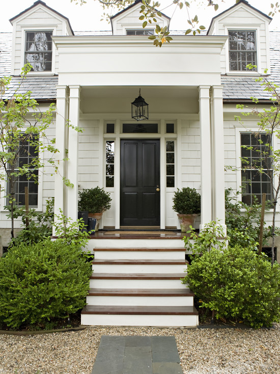 Black Entrance Doors Design Ideas