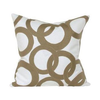 Montego White Pillow