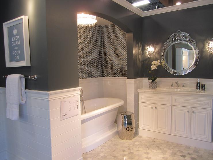 Charmant Bathtub Alcove