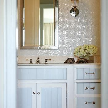 two tone bathroom cabinets two tone kitchen cabinets design ideas 27385