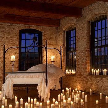 Bedroom Candles Design Ideas