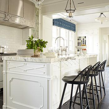 Beau Kitchen Island Trim