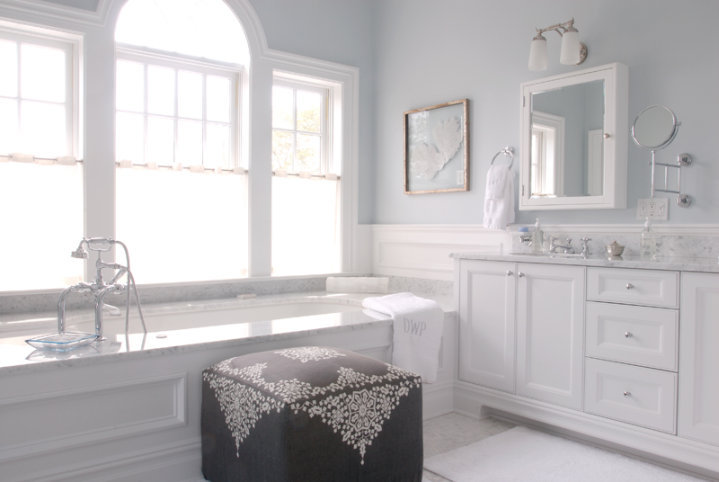 Drop In Tub Ideas Transitional Bathroom Mabley Handler