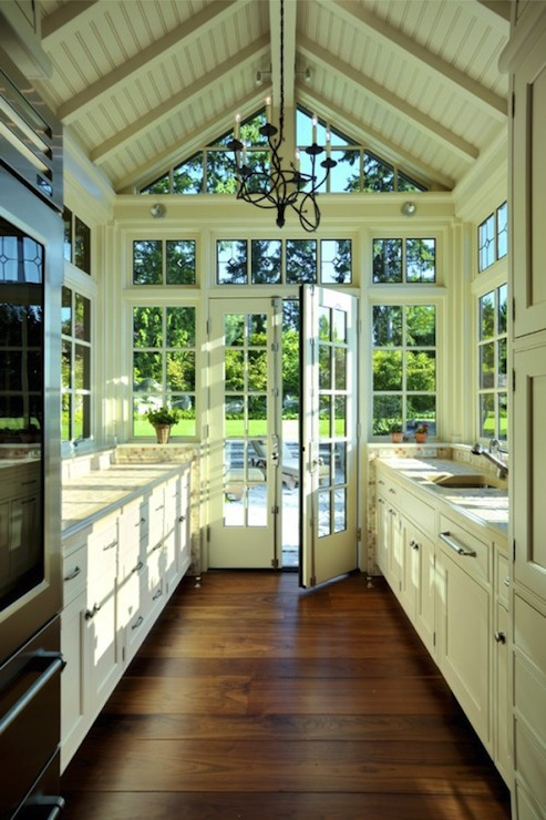 Cathedral Ceiling Kitchen Design Ideas
