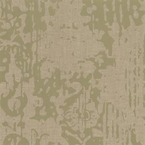 Majestic Wallpaper in Gold and Tan by York