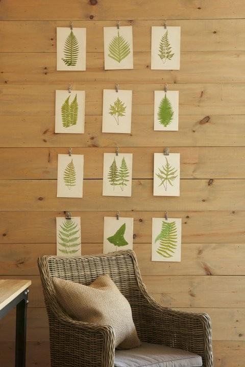 Vertical Plank Walls Design Ideas