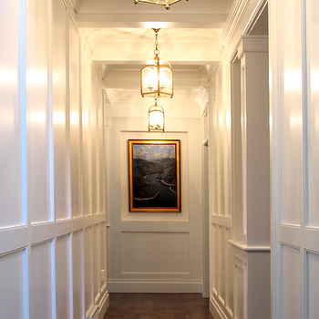 Full Wall Wainscoting Design Ideas