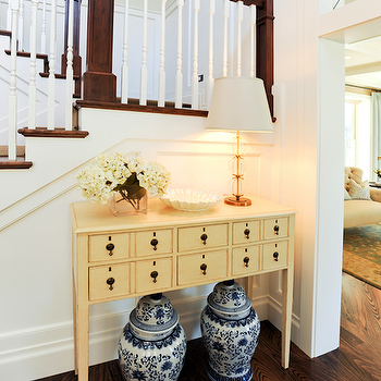 High Quality Apothecary Console Table
