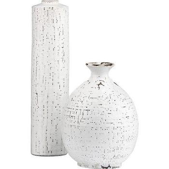 space vases in vases, CB2