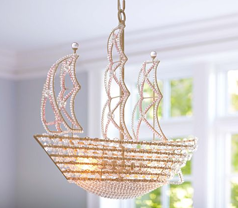 view full size & Canopy Designs Ship Chandelier Look 4 Less